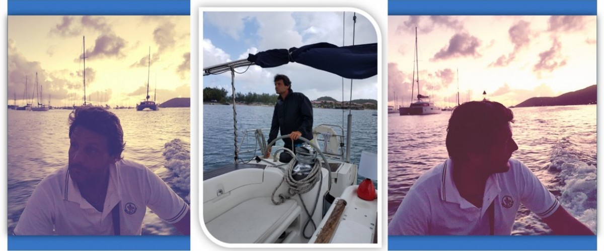 FreeSail - Christian vela&lavoro - sailing and working 24/7